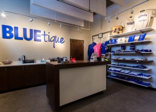 The BLUEtique