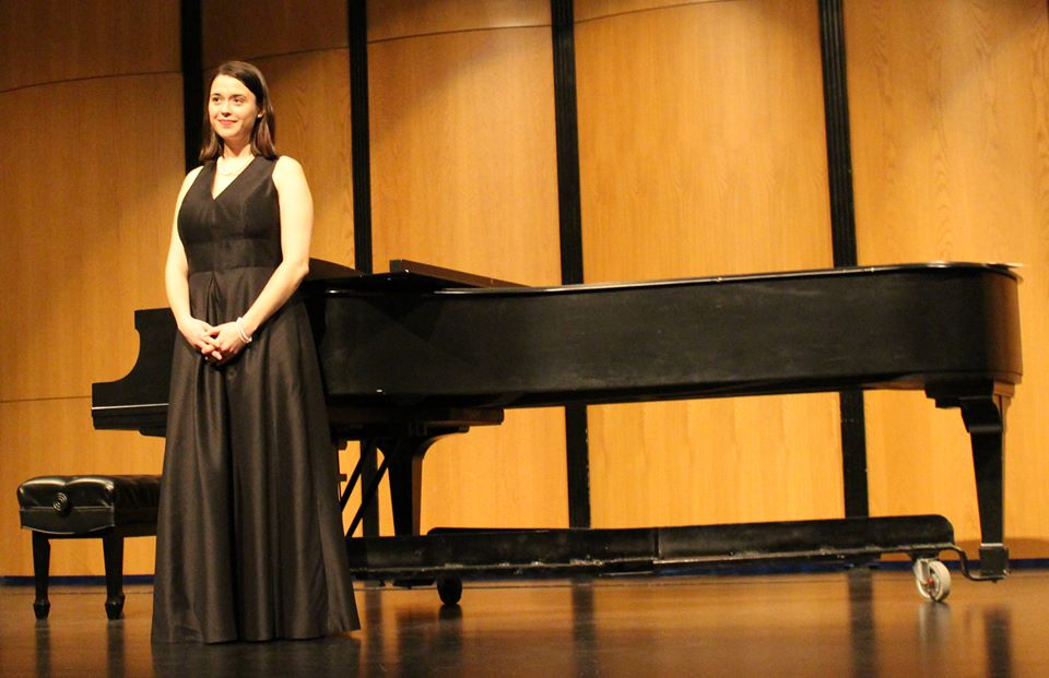 Kate Johnson piano