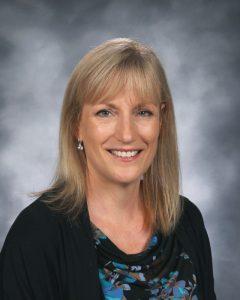 Photo of social studies department chair Katy Salzman